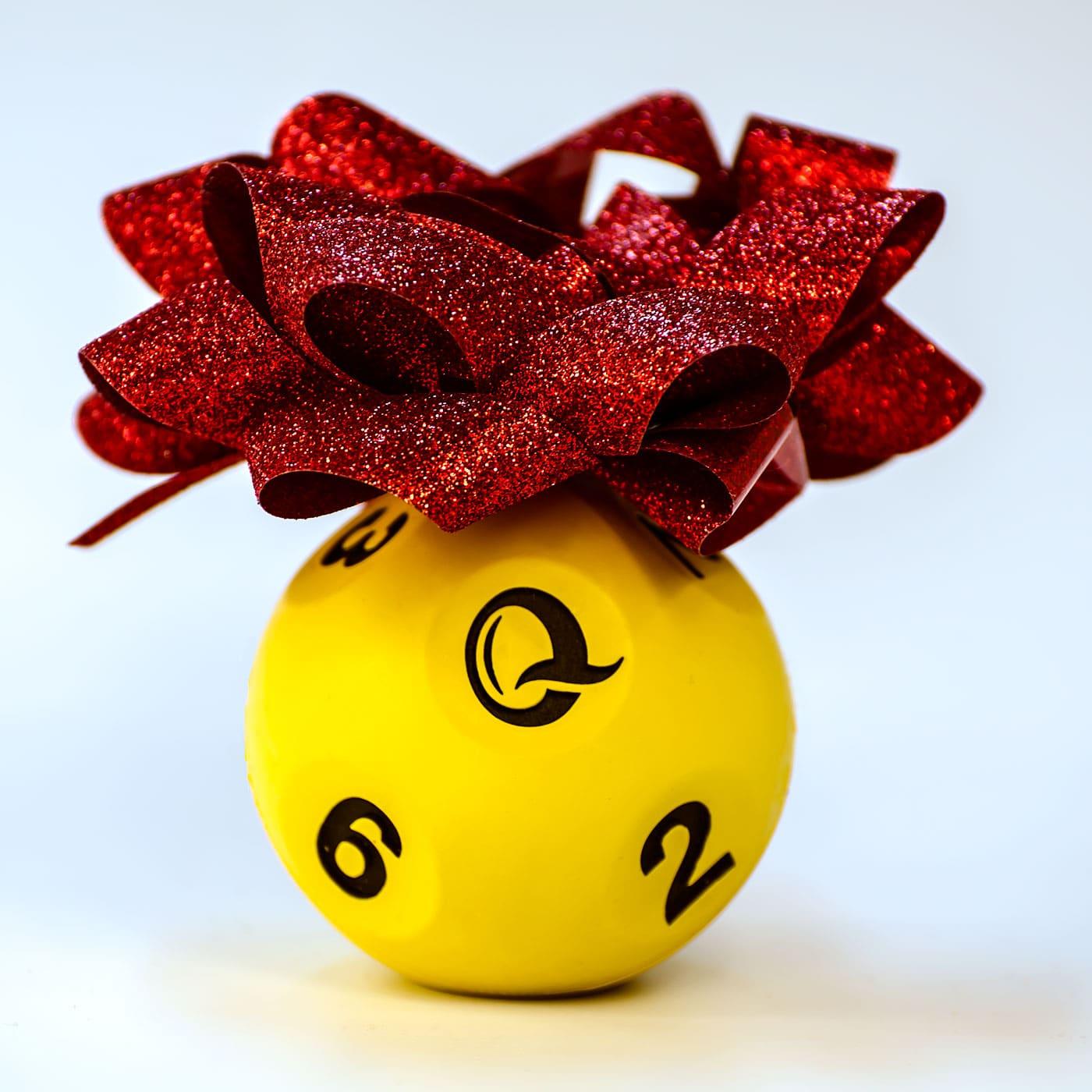 Qball Christmas Gift