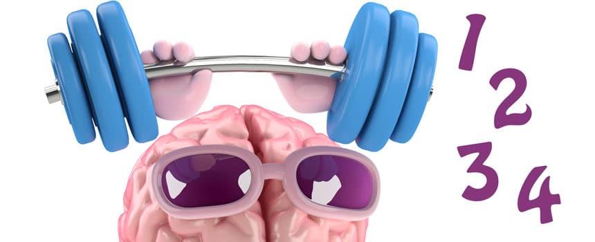 Qball: brain-exercise